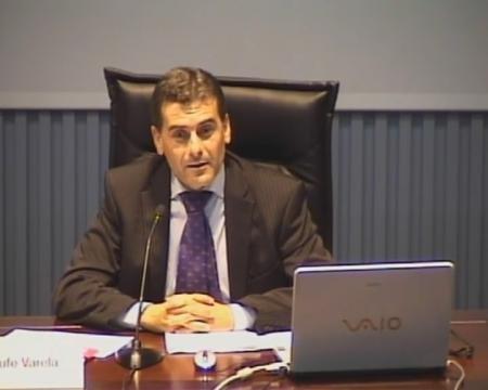 Alberto Arufe Varela. Catedrático E.U. de Dereito do Traballo e da Seguridade Social. Universidade da Coruña. - Xornadas sobre Dereito Social e Administración Pública